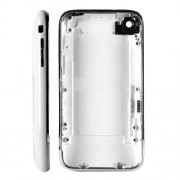 iPhone 3GS 16GB Back Cover Housing with Mid Bezel - White