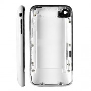 Καπάκι Μπαταρίας με Ενδιάμεσο Πλαίσιο Bezel για iPhone 3GS 32GB - Λευκό