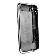 iPhone 3GS 32GB Back Cover Housing with Mid Bezel - Black