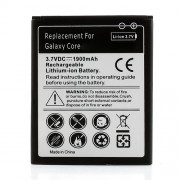 1900mAh Rechargeable Battery Replacement for Samsung Galaxy Core I8260 / Trend 3 G3502U G3508 G3509