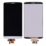 Οθόνη LCD και Digitizer Οθόνη Μηχανισμού Αφής και LG G3 D850 D855 D852 - Λευκό