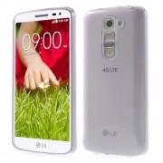 Πολύ Λεπτή Θήκη Σιλικόνης TPU 0.6mm για LG G2 Mini D620 D618 - Μωβ