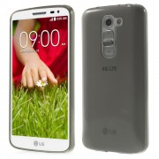 Ultra Slim 0.6mm TPU Shell Case for LG G2 Mini D620 D618 - Grey