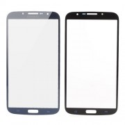 Blue Front Outer Screen Glass Lens for Samsung Galaxy Mega 6.3 I9200