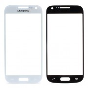 Replacement Front Len Screen Glass for Samsung Galaxy S4 mini i9190 - White