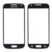 Front Lens Screen Glass Replacement for Samsung Galaxy S4 mini i9190 - Black