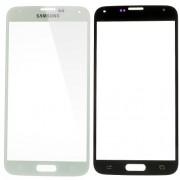 Πρόσοψη (Τζαμάκι) για  Samsung Galaxy S5 SV GS 5 - Λευκό