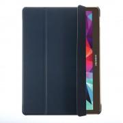 Δερμάτινη Θήκη Βιβλίο με Βάση Στήριξης για Samsung Galaxy Tab S 10.5 T800 T805 - Σκούρο μπλε
