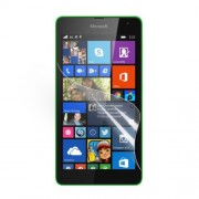 Clear LCD Screen Protector Film for Microsoft Lumia 535 / 535 Dual SIM