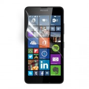 Διάφανη Μεμβράνη Προστασίας Οθόνης για Microsoft Lumia 640 / Dual SIM / 640 LTE