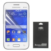 HD Clear LCD Screen Guard Film for Samsung Galaxy Young 2 G130 (With Black Package)