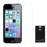 Clear LCD Screen Protect Film for iPhone 5S  (with Package)