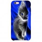 Σκληρή Θήκη για iPhone 6 / 6s - Όμορφη Γάτα 1