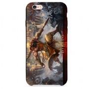 Σκληρή Θήκη για iPhone 6 / 6s - Diablo