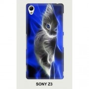 Hard PC Case for Sony Xperia Z3 D6603 D6653 - Cat 1