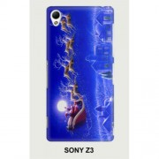 Hard PC Case for Sony Xperia Z3 D6603 D6653 - Crhistmas 4