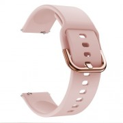 22mm Silicone Watch Strap Band for Samsung Galaxy Watch 46mm - Pink