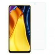 0.3mm Arc Edge Ultra Clear Tempered Glass LCD Screen Guard Protector for Xiaomi Redmi Note 10 5G/Poco M3 Pro 4G/Poco M3 Pro 5G