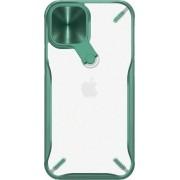 NILLKIN Cyclops Σκληρή Θήκη με Προστασία για την Κάμερα για iPhone 12 Pro Max - Πράσινο