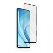 AMORUS Σκληρυμένο Γυαλί (Tempered Glass) Προστασίας Οθόνης Πλήρης Κάλυψης για Xiaomi Mi 11 Lite 4G / 5G - Μαύρο