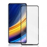 MOCOLO Σκληρυμένο Γυαλί (Tempered Glass) Προστασίας Οθόνης Πλήρης Κάλυψης για Xiaomi Poco X3 Pro - Μαύρο (full glue)