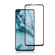 MOCOLO Σκληρυμένο Γυαλί (Tempered Glass) Προστασίας Οθόνης Πλήρης Κάλυψης για OnePlus Nord - Μαύρο