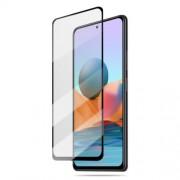 MOCOLO Σκληρυμένο Γυαλί (Tempered Glass) Προστασίας Οθόνης Πλήρης Κάλυψης για Xiaomi Redmi Note 10 - Μαύρο
