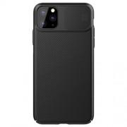 NILLKIN CamShield Σκληρή Θήκη με Πορτάκι για την Κάμερα για iPhone 11 Pro Max - Μαύρο