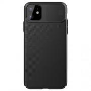NILLKIN CamShield Σκληρή Θήκη με Πορτάκι για την Κάμερα για iPhone 11 - Μαύρο