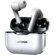 LENOVO LivePods LP1 TWS Bluetooth Earphones with Charging Bin - Grey