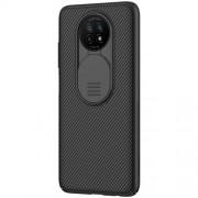 NILLKIN CamShield Σκληρή Θήκη με Πορτάκι για την Κάμερα για Xiaomi Redmi Note 9T - Μαύρο