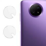 IMAK Σκληρυμένο Γυαλί (Tempered Glass) Προστασίας Κάμερας για Xiaomi Redmi Note 9T (2 τεμάχια)