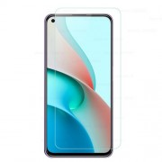 0.3mm Arc Edge Tempered Glass Protector for Xiaomi Redmi Note 9 5G/Note 9T 5G Screen Film