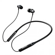 LENOVO HE05 Neck-hanging Bluetooth Headphones Noise Reduction IPX5 Sports Sweatproof Wireless Headsets - Black