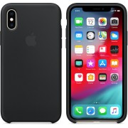 Soft Case for iPhone X / XS - Black