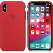 Soft Case for iPhone X / XS - Red