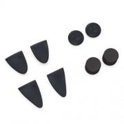 8PCS/Set L2 R2 Trigger Button + Rocker Cap for Sony PS5 Gamepad