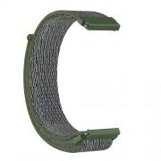 20mm Loop Fastener Nylon Weaven  Smart Watch Strap for Huami Amazfit GTR 42MM / Amazfit GTS - Army Green
