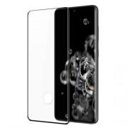 DUX DUCIS Σκληρυμένο Γυαλί (Tempered Glass) Προστασίας Οθόνης Πλήρης Κάλυψης για Samsung Galaxy S21 Ultra - Μαύρο