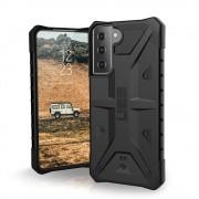 UAG PATHFINDER Σκληρή Θήκη σε Συνδυασμό με Σιλικόνη TPU για Samsung Galaxy S21 - Μαύρο