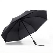 XIAOMI YOUPIN WD1 Tri-fold Automatic Umbrella - Black