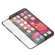 MOCOLO Σκληρυμένο Γυαλί (Tempered Glass) Προστασίας Οθόνης Πλήρης Κάλυψης για iPhone 12 / 12 Pro - Μαύρο