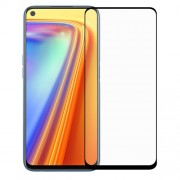 Full Glue Full Size Tempered Glass Screen Protector for Realme 7 (Global) / Realme 7 (Asia)