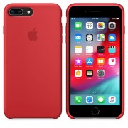 Soft Case for iPhone 8 Plus / 7 Plus - Red