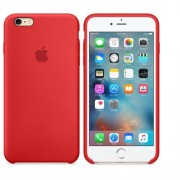 Original Apple Soft Case for iPhone 6s 6 - Red