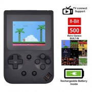 JD05 2.4 - inch Mini Classic Handheld Game Console USB Rechargable Gaming Device