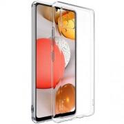 IMAK UX-5 Series Θήκη Σιλικόνης TPU για Samsung Galaxy A42 5G - Διάφανο