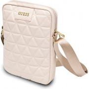 """Guess Quilted Tablet Bag for Tablet 10"""" (GUTB10QLPK) - Pink"""