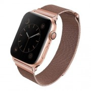 UNIQ Dante Apple Watch Series 5/4 44MM Stainless Steel rose gold