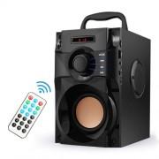 A100 Ασύρματο Ηχείο Bluetooth με 3D Surround - Μαύρο
